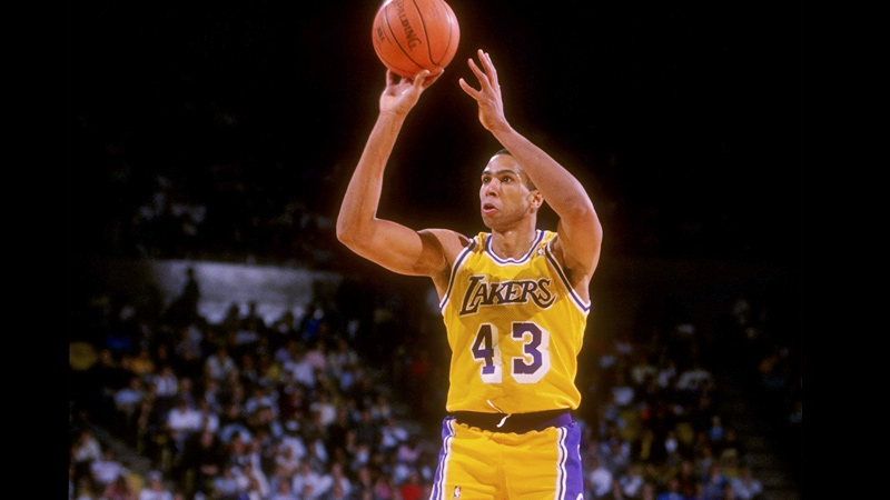 Mychal Thompson Basketball